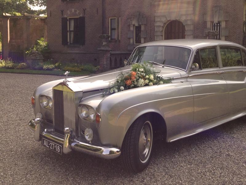 Driester Trouwauto's - Rolls Royce Silver Cloud III